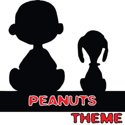 Charlie Brown Theme Song Album Cover